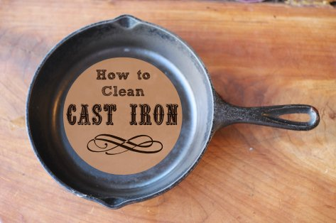 cast_iron cleaning