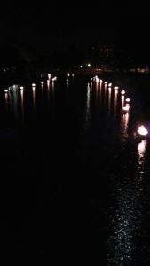 WaterFire River
