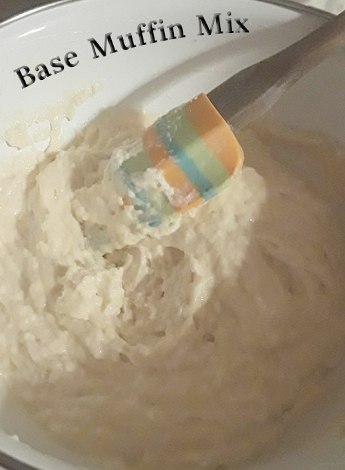 base mix ready