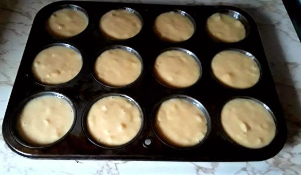 filled pan