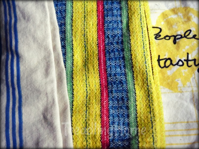 tea towel texture