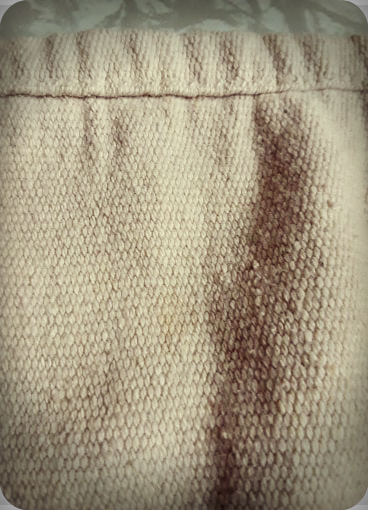 recycled towel back
