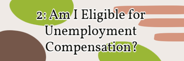Are you eligible for Unemployment Compensation in your state?  Check out this simple advice on how to find out.